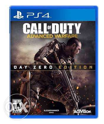 call of duty day zero edition like new used for a week gold edition