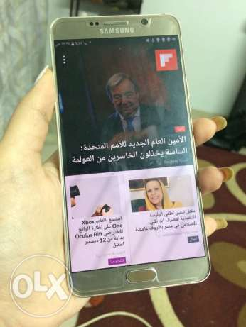 Mobile samsung note 5 المهندسين -  1