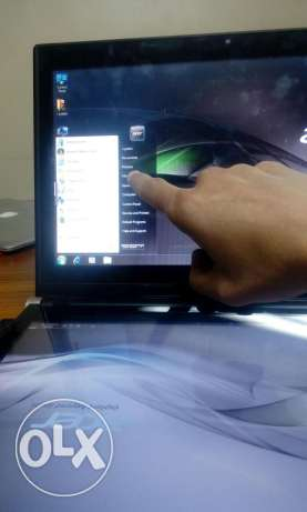 Acer i conia Core i5 الوحيد بشاشتين win 8