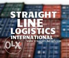 Sales Representative for Logistics Co.