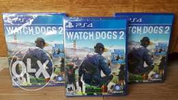 Watch Dogs 2 PS4 (New) (Sealed) (Region All)