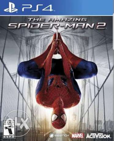 Spider man 2 ps4 new