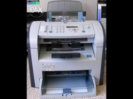HP Laserjet 3050 mfp all in one.