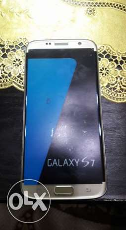 samsung galaxy s7 edge جديد 64 جيجا هاى كوبى