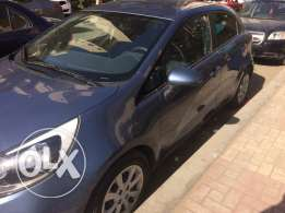 Kia rio HB first category 2015 facelift