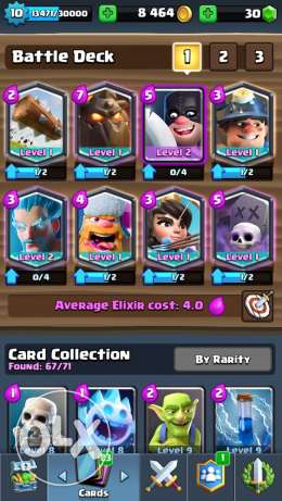 email clash royale for sale