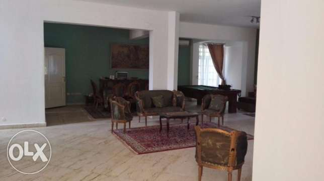 Furnished stand alone villa for rent In Beverly Hills الشيخ زايد -  7