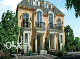 Twin-house located in New Cairo for sale 326 m2, Layan