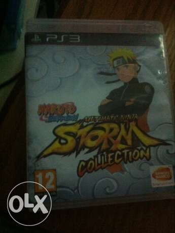 naruto collection ps3