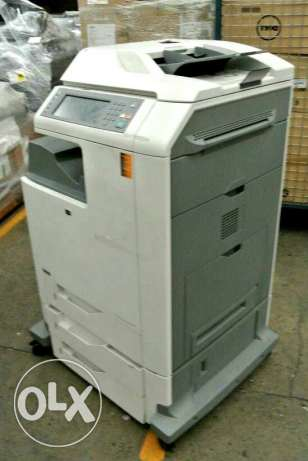 hp colour LaserJet cm4730 mfp