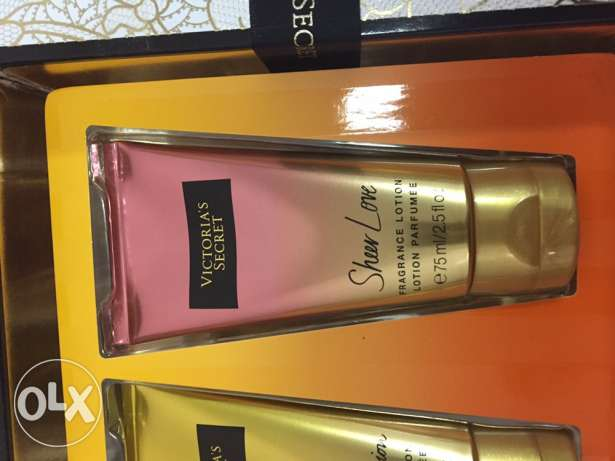 Victoria Secret Body Lotion Package قصر النيل -  2