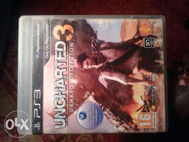 uncharted 3 ( Drake's Deception )
