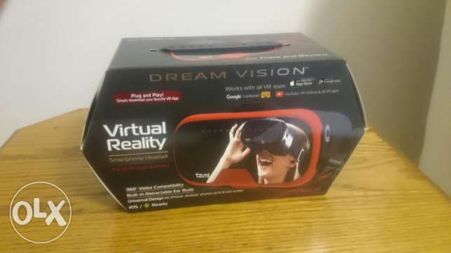 Tzumi Dream Vision VR glasses