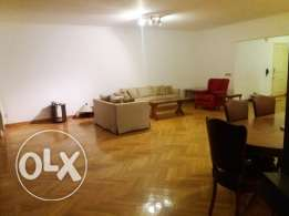 Nice spacious apartment in a nice building in Maadi Sarayat for rent!
