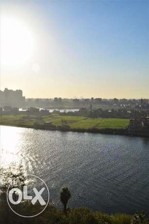 320 m2 Cornish Al Maadi Apartment Overlooking the Nile For Sale