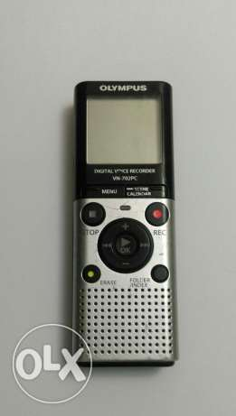 Olympus VN702PC 2GB Digital Voice Recorder