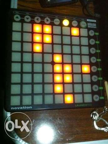 Novation Launchpad المهندسين -  2