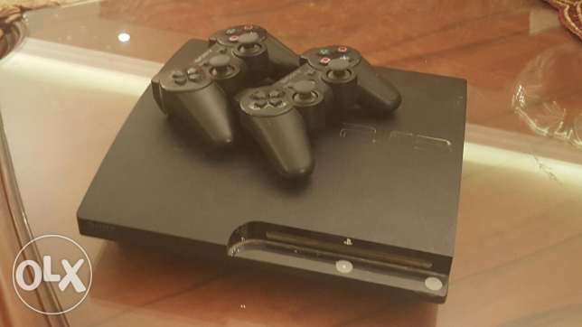 Playstation 3 الشيخ زايد -  1