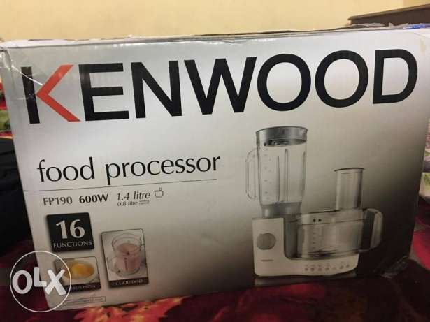 Kenwood food professor FP190