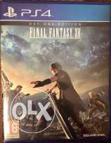 final fantasy(day one edition)new-ps4-