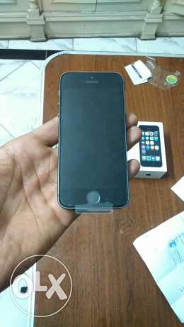 IPhone 5s 16GB شبرا -  2