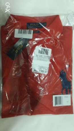 Original Ralph Lauren polo t-shirt size large custom fit مدينة نصر -  2