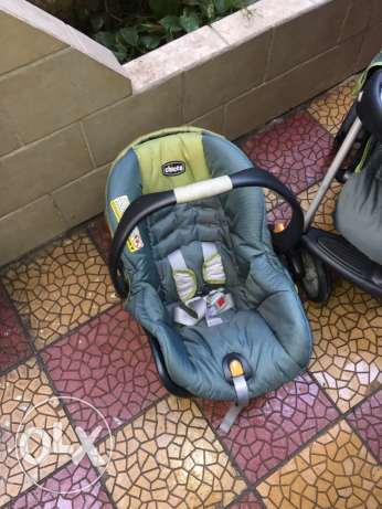 Stroller and Car seat SET الزمالك -  6