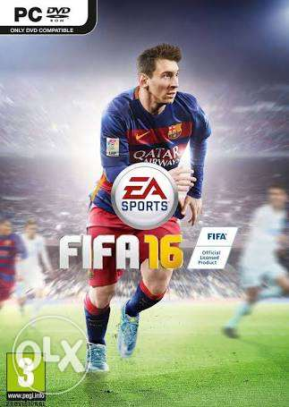 Fifa16 original pc dvd الإسكندرية -  1