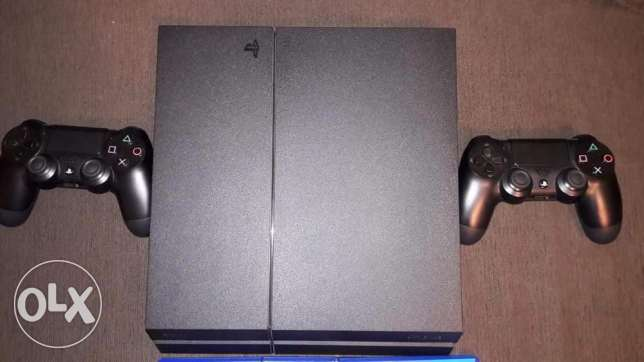 PlayStation 4 Sony for Sale - PS4 حدائق الاهرام -  6