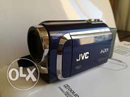 JVC camcorder GZ-MG630AU in a very good condition.. حالتها كويسة اوى