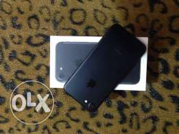 Iphone 7 mat black 128 giga