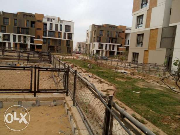 Apartment for sale in west town Sodic with installments 205 sqm الشيخ زايد -  2