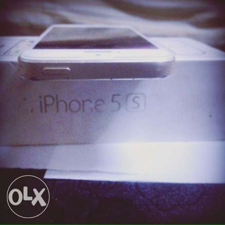 أيفـون ٥إس ــ IPhone 5s 16gb Gold شبرا -  3