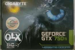 Gigabyte gigabyte gtx 750 ti Oc 4gb windforce