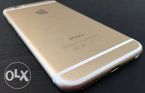 iphone 6 plus 16g lite gold