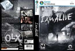 لعبة Iam Alove Full Pc DVD
