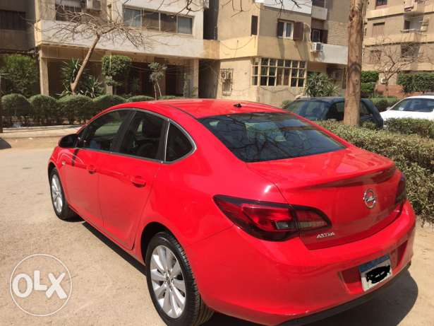 opel astra 2016 high line