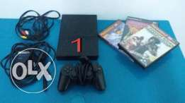 PlayStation 2 for sale with very good conditions