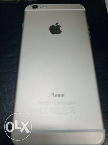 iphone 6plus Golden 16Gb شبرا -  2