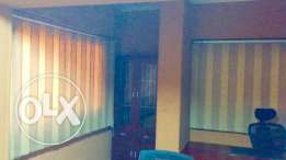office 145 m2 at shooting club area , fully furnished