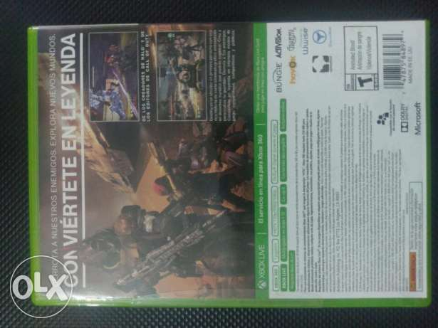Destiny game for Xbox 360 وسط القاهرة -  2