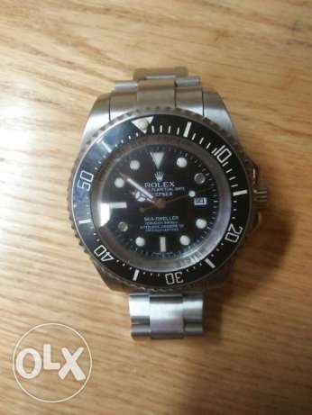 Rolex Oyster DeepSea - First High Copy