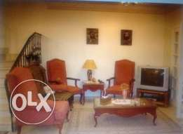 Twin house in al rabwa compound for rent