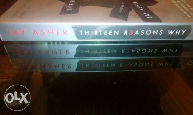 International bestseller, Thirteen reasons why المهندسين -  2