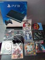 Play station 3 new