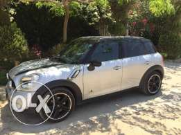 Mini Cooper Country Man S ALL 4 3 years warranty