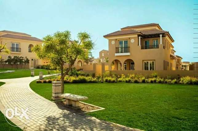 new villa nw in Hyed Park Corner القاهرة الجديدة -  4