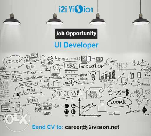 UI Web Developer