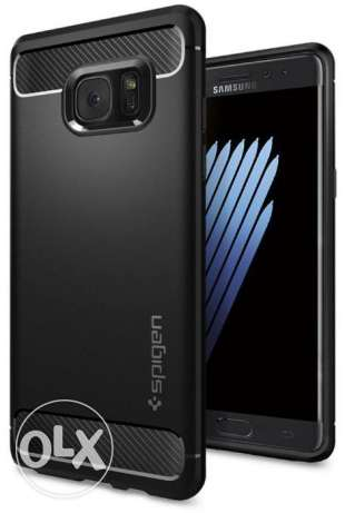 Spigen Samsung Galaxy Note 7 Rugged Armor cover
