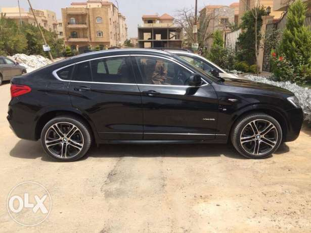 BMW X4 2016 x35i M-Sport - Zero/Rare Condition - Only 4,700 KM!